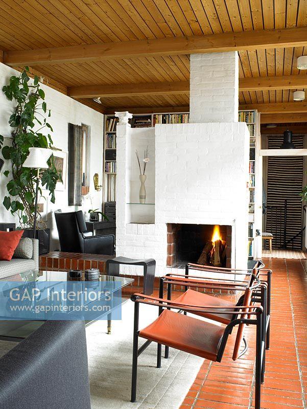 Modern Open Floor Plan Dining Room Stock Photo (Edit Now ...