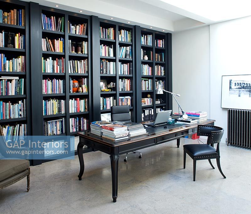 gap interiors modern home office image no 0026987 photo by