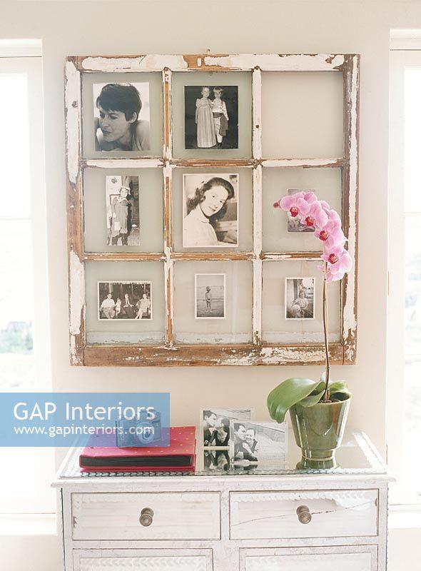 gap interiors distressed furniture in modern bedroom image no
