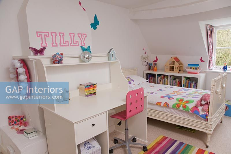 Modern childrens bedroom