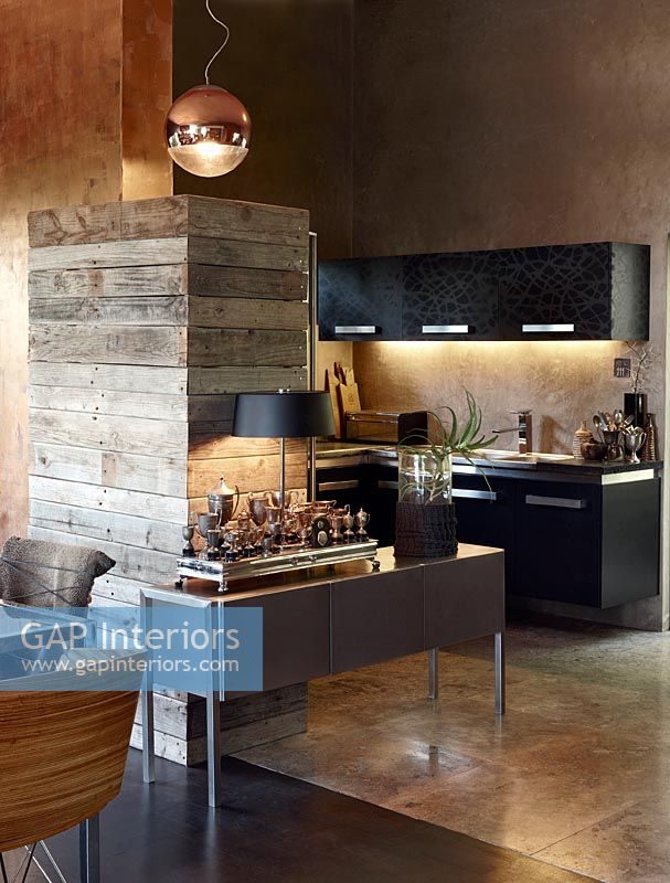 Modern kitchen-diners