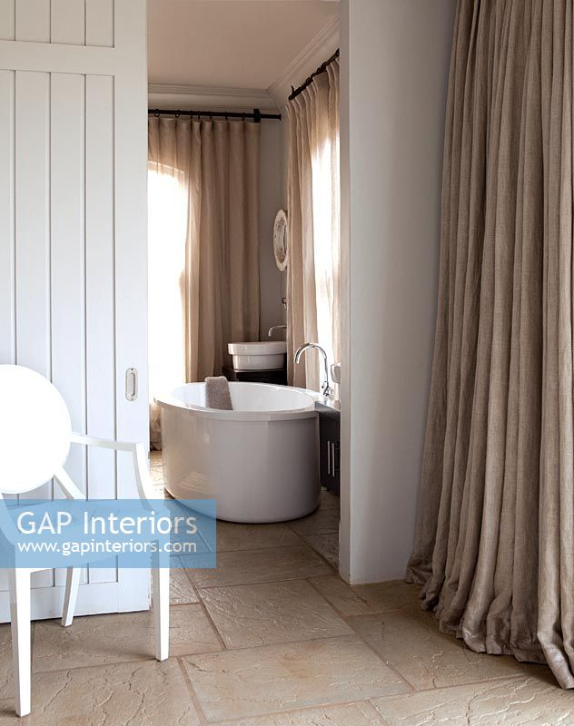 Ensuite Bathroom No Window gap interiors - sliding door in bedroom to en-suite bathroom