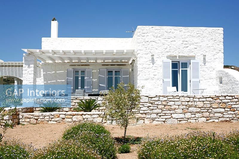 Traditional Greek House gap interiors - traditional greek house - image no: 0057383