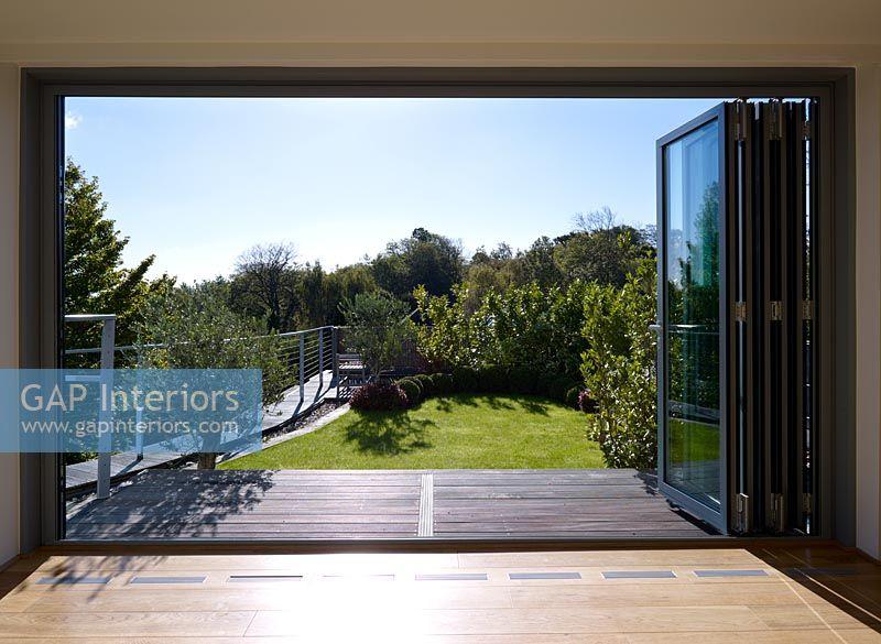 Large folding patio doors - GAP Interiors - Large Folding Patio Doors - Image No: 0065896