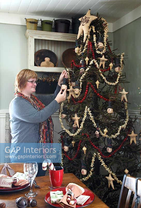 Vidito House Christmas feature owner portrait