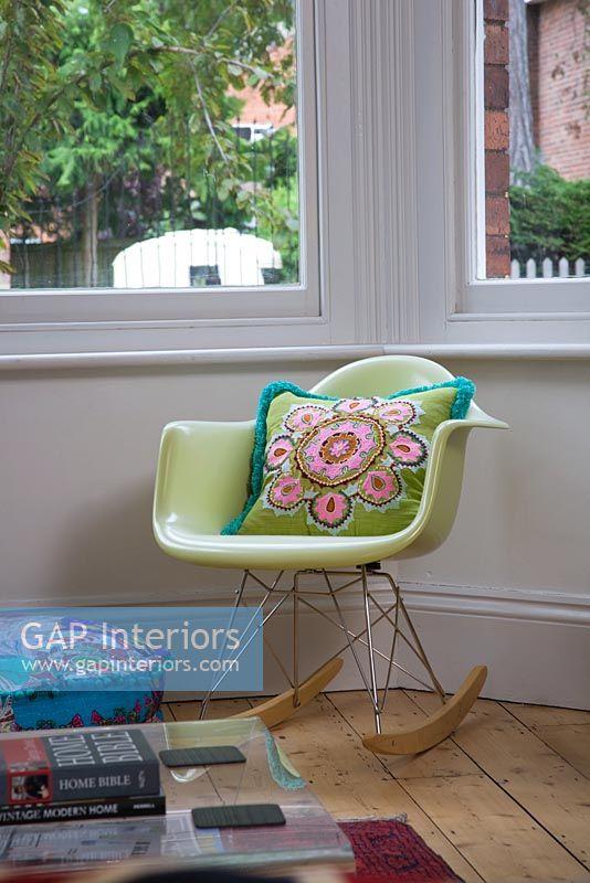 GAP Interiors - Rocking chair by bay window - Image No: 0085691 ...