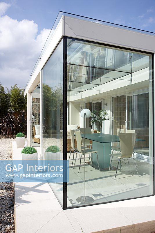 Gap Interiors Modern Conservatory Image No 0090962