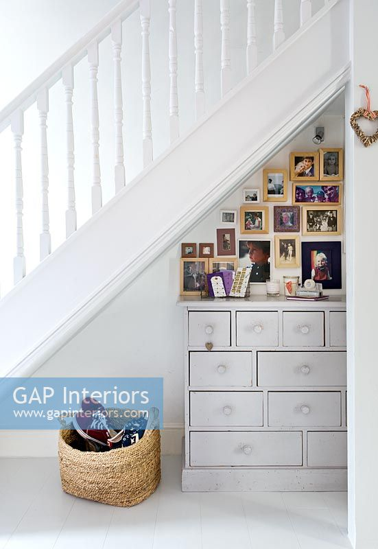 Chest Of Drawers Under Stairs