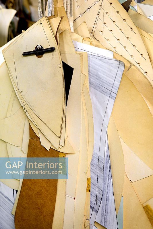 Fashion designers patterns