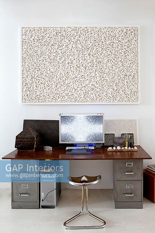 Awesome Gap Interiors Metal Office Furniture Abstract Painting Download Free Architecture Designs Embacsunscenecom