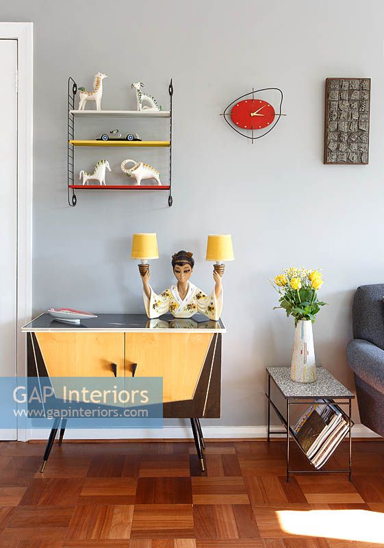 Retro furniture and accessories