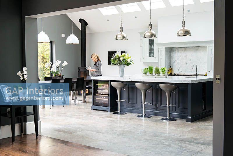 Sandra Johnson Kitchen By Colin Poole Gap Interiors