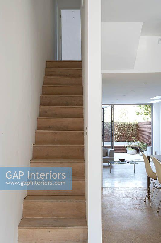 Gap Interiors Narrow Staircase Image No 0175594 Photo By Mark