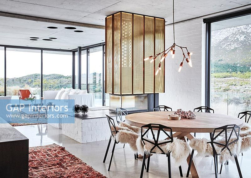 Gap interiors open plan living space image no photo