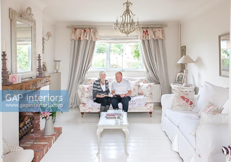 Jenny and Colin Davis feature portrait