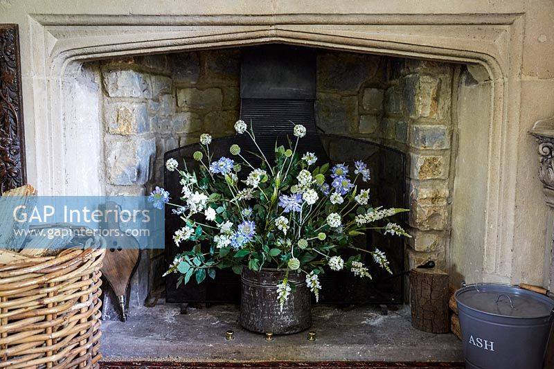 Flower Arrangement I Stock Photo By The Contented Nest Image 0317053