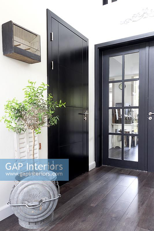 Modern internal doors