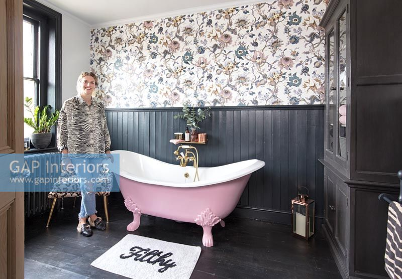 Affordable Period Bathroom Makeover
