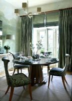 Classic dining room