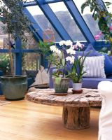 Country style conservatory