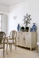 Sideboard in classic living room