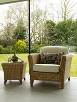 Modern conservatory furniture