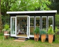 Summerhouse -  RHS Chelsea Flower Show 2012