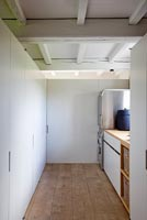 Contemporary utility room