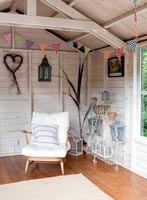 Country style summerhouse