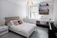 Contemporary childs bedroom