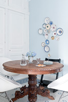 Ornate dining table