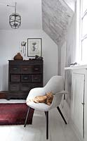 Eclectic bedroom furniture