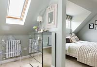 Modern loft conversion with ensuite bathroom