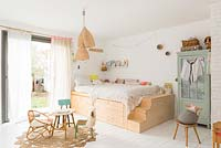 Childs bedroom