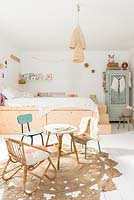 Childs bedroom furniture