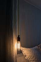 Light by bed