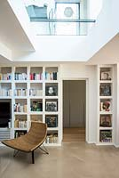 Storage alcoves