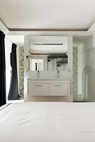 Modern bedroom with en suite