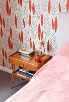 Retro bedroom furniture