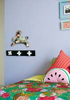 Childs bedroom detail