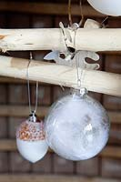 Modern christmas decorations
