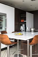 Contemporary barstools