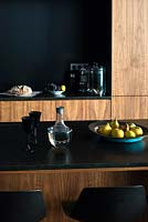 Contemporary breakfast bar