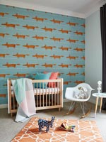 Colourful nursery