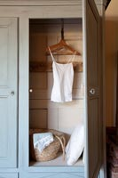 Country bedroom wardrobe