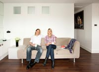 First Homes - Studio Apartment feature portraits