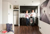First Homes - Studio Apartment feature portrait