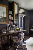 Eclectic study area