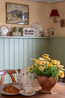 Country kitchen detail