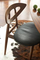 Retro dining room chair